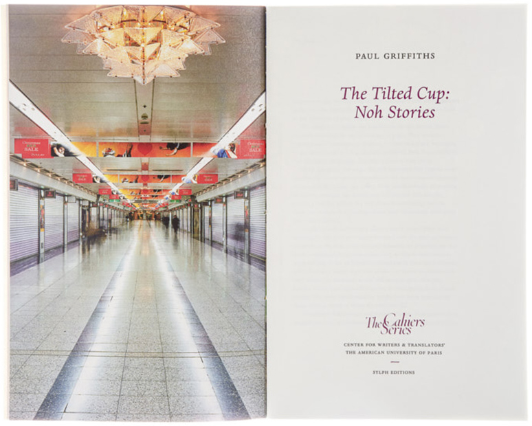 C22 The Tilted Cup: Noh Stories